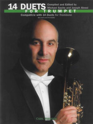 14 Duets for Trumpet - Compatible with 14 Duets for Trombone - Trumpet Carl Fischer Trumpet Duet