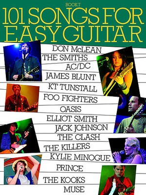 101 Songs For Easy Guitar: Book 7 - Guitar Wise Publications Easy Guitar with Lyrics & Chords