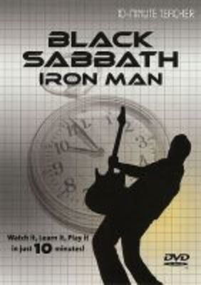 10 Minute Teacher Black Sabbath Iron Man Dvd -