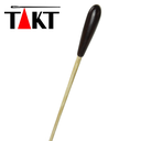 "[70517] Conductors Baton - Takt 15"" Wooden Stick with Ebony Handle (Pear Shaped)"