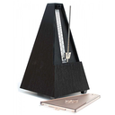 [901122] Metronome - Wittner Black Plastic with Bell