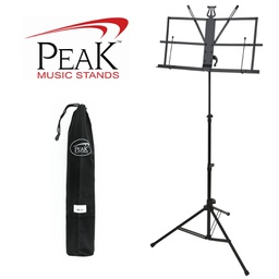 [P2-SMS-10] Music Stand - Peak SMS10 Wire Collapsible
