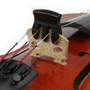 [J1-500710] Violin Mute - V.A. Wooden Carved
