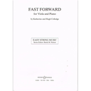 [S-M060090820] Fast Forward - Viola Part by Colledge Boosey & Hawkes M060090820