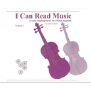 [S-440] I Can Read Music Book 1 - Viola by Martin 0440