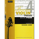 [S-D8318] Baroque Violin Pieces Book 4 - Violin D8318