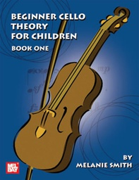[S-MB20451] Beginner Cello Theory for Children Book 1 - Cello Theory Book by Smith 20451