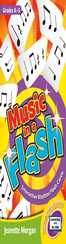 [S-25/1008H] Music In A Flash Interactive Rhythm Flash Cards -